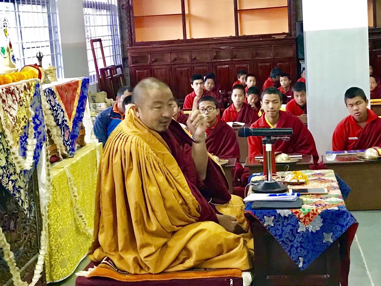 Timeline – Sakya Academy